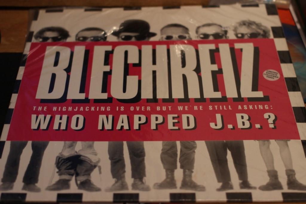 Blechreiz - Who Napped J.B.?